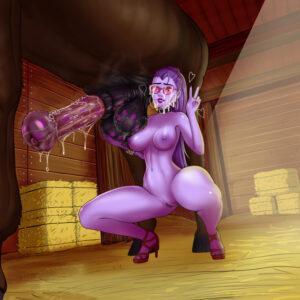 overwatch-hentai-xxx-–-cupping-balls,-breasts,-saliva-on-penis,-tattoo.