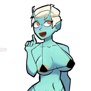 joey-xxx-art-–-big-nipples,-antennae,,-big-breasts.