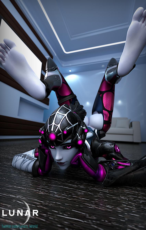 Porn overwatch feet Feet porn