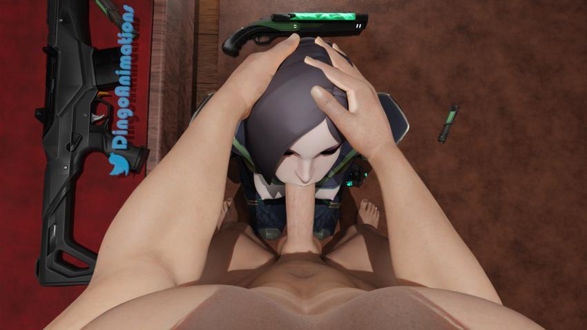 viper-sex-art-–-blowjob,-pov,-green-eyes.