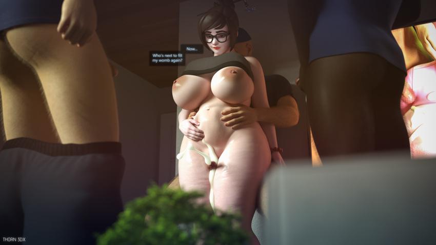 mei-hentai-–-artwork),-huge-breasts,-thorn-breasts.