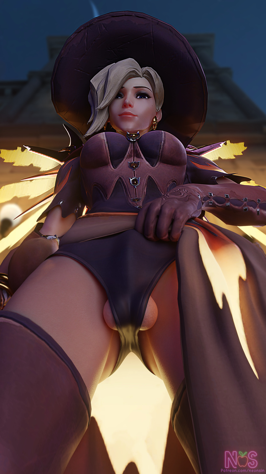 overwatch-game-porn-–-dickgirl,-looking-at-viewer.