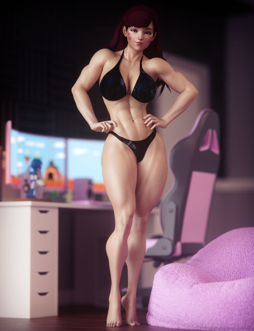 overwatch-hentai-porn-–-gaming-chair,-bedroom,-abs,-ls,-dva.
