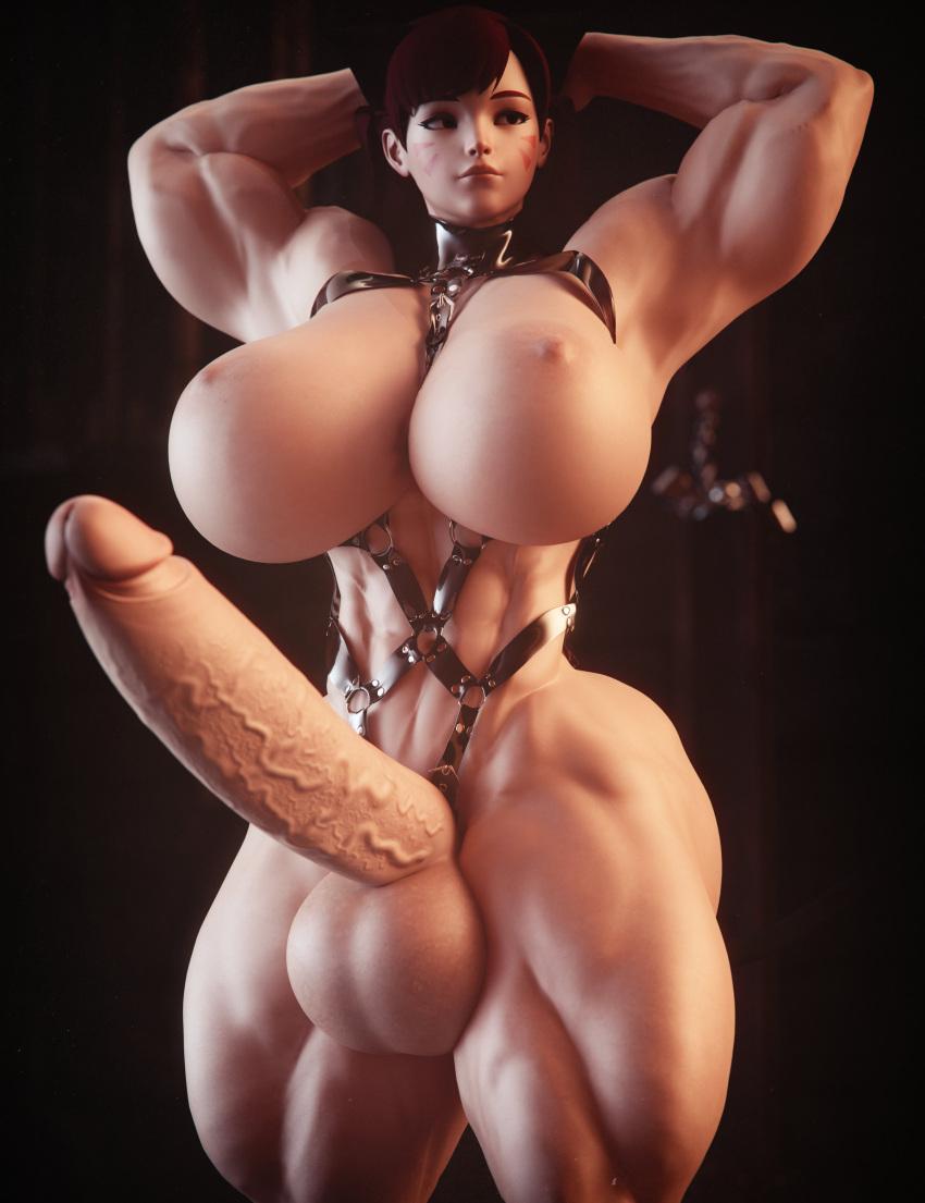 overwatch-hentai-xxx-–-veiny-penis,-standing,-big-balls,-huge-cock,-asian-futanari,-muscular,-futanari.