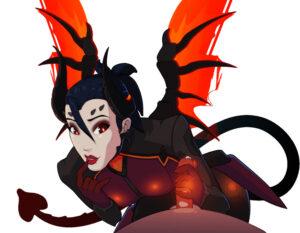 overwatch-hentai-art-–-colored,-devil-mercy.