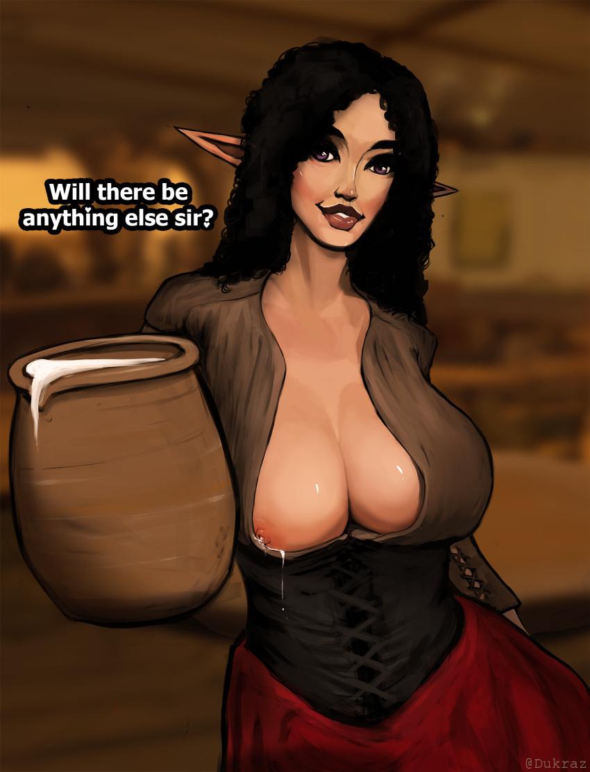 skyrim-hentai-porn-–-pointy-ears,-tavern,-nipple-slip.