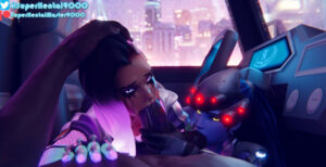 overwatch-game-porn-–-superhentaimasteryeliner,-sombra,-blowjob,-fellatio,-widowmaker.