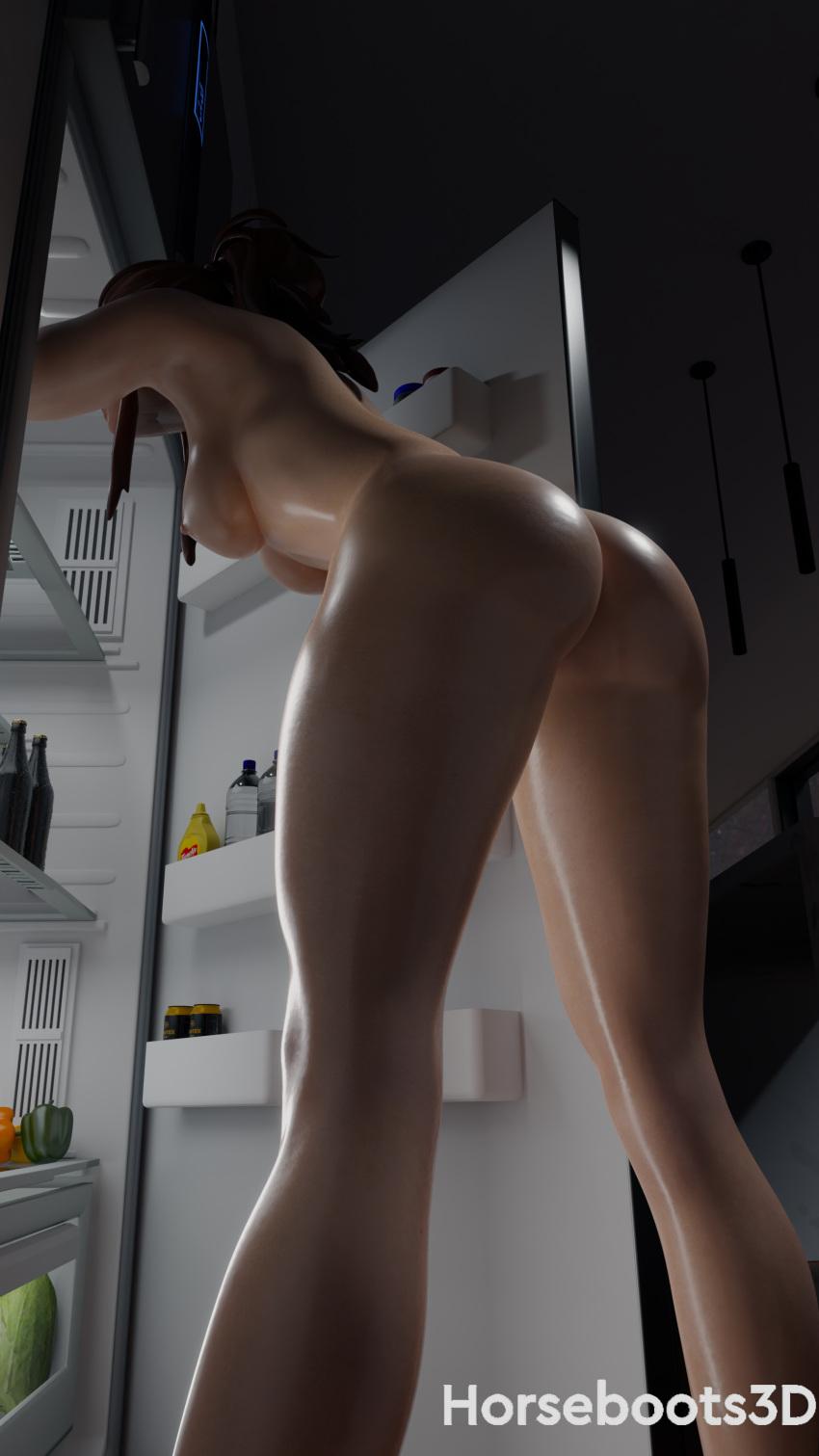 Nude overwatch brigitte Brigitte Archives