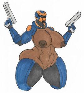 fortnite-game-hentai-–-exposed-breasts,-dark-skinned-female,-ranged-weapon,-ls.