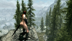 skyrim-free-sex-art-–-archer,-female,-female-only,-nude.