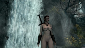 skyrim-hot-hentai-–-axe,-weapon,-red-hair,-castle,-breasts,-white-body.