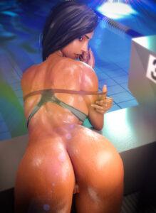 overwatch-sex-art-–-pool,-wet-skin.