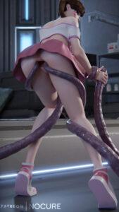 overwatch-sex-art-–-dva,-miniskirt.