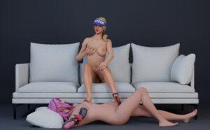 lovely-sex-art-–-footjob,-sun-strider,-blender,-toes.