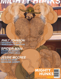 overwatch-hentai-xxx-–-muscle,-male-focus,-muscular-arms,-muscular-back,-muscular-thighs,-hyper-testicles.