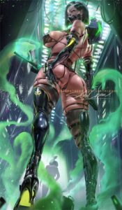 viper-hot-hentai-–-ass-shot,-thighs,-tight-fit,-watermark,-female.