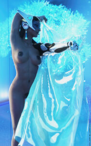 overwatch-hot-hentai-–-breasts,-dark-skinned-female,-solo,-pubic-hair,-symmetra,-major-guardian,-nude.