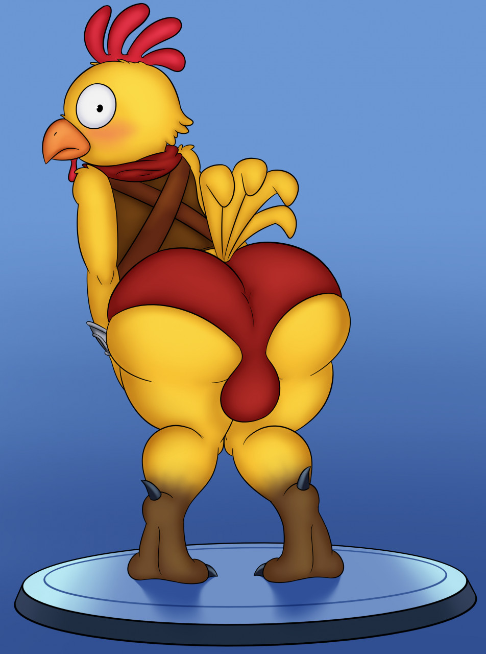 fortnite-hentai-xxx-–-big-butt,-butt,-blue-background,-blush,-thick-thighs,-presenting-hindquarters.