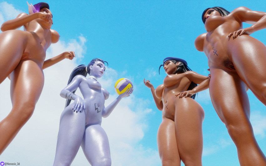 overwatch-hentai-xxx-–-thick-thighs,-breasts,-female,-volleyball.