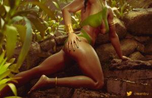 overwatch-hentai-art-–-medium-breasts,-creamtau,-pinup,-bikini,-ls,-dark-skinned-female.