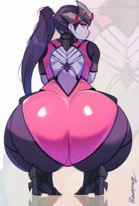 overwatch-game-hentai-–-looking-at-viewer,-big-butt,-big-ass,-widowmaker.