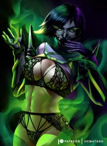viper-in-lingerie-[arimatang]