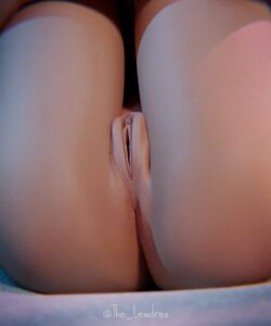 zoey-hentai-art-–-tropical-punch-zoey,-pussy-shot,-legs-up,-solo,-pussy.