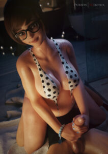 mei-hot-hentai-–-straight,-large-breasts,-,-huge-belly,-female.