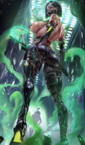 viper-sex-art-–-huge-breasts,-sakimichan,-bubble-butt,-thick-thighs.