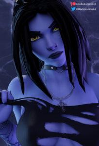 overwatch-rule-blender,-collar,-ripped-clothing,-solo-female,-blender-(software),-pendant.