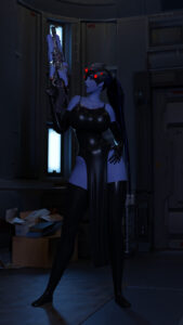 overwatch-rulex-–-tight-clothing,-blender,-elbow-gloves,-3d.