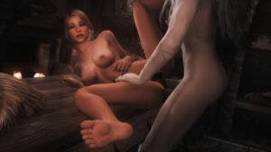 skyrim-porn-–-blonde-hair,-spread-legs,-medium-breasts,-the-elder-scrolls,-spreading-legs.