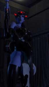 overwatch-game-hentai-–-blender,-futanari,-large-penis,-elbow-gloves.