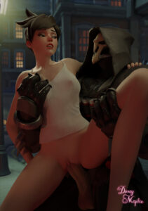 overwatch-hentai-–-bottomless,-female,-male,-grabbing-from-behind,-solo-focus,-female-focus,-lesbian-with-male.