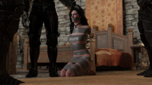 witcher-game-hentai-–-taped-nipples,-restrained,-nude,-gag,-bondage,-taped-mouth,-bound-legs.