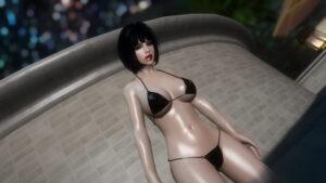 skyrim-game-hentai-–-solo-female,-swimming-pool,-bob-cut,-ls,-black-hair,-large-breasts.