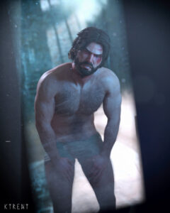 jacob-game-porn-–-standing,-male-only,-bulge.