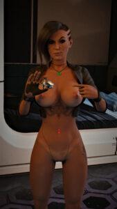 tomb-raider-rulern-–-blender,-nipple-piercing,-nipples,-breasts,-glowing-piercing.