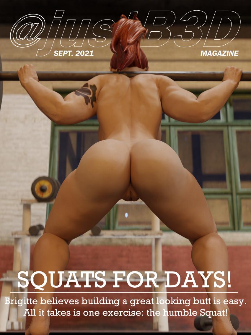 overwatch-xxx-art-–-muscles,-back-muscles,-weights,-female,-highres,-ass.