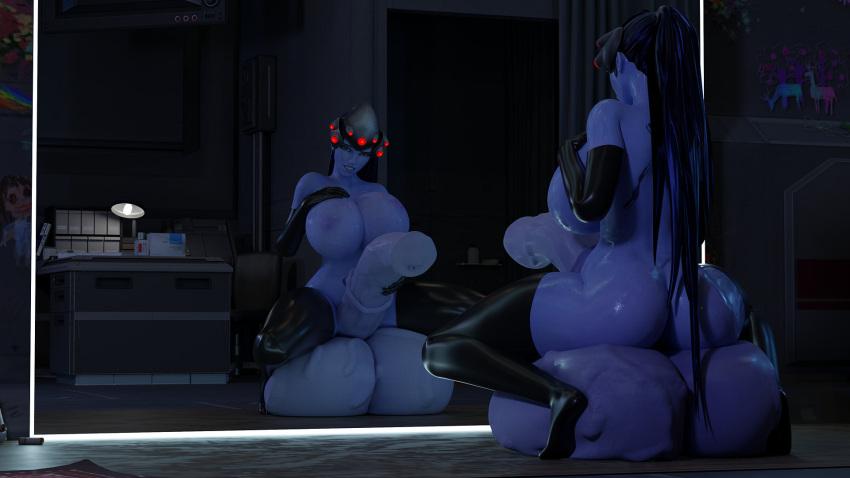 overwatch-xxx-art-–-zccblp,-huge-penis,-breast-lift,-large-penis,-futanari,-veiny-testicles,-horsecock