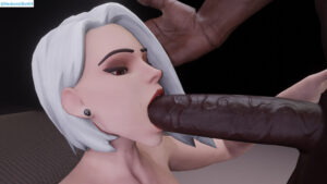 ashe-hentai-art-–-hedonistbotd,-dark-skinned-male,-comic,-interracial,-white-hair