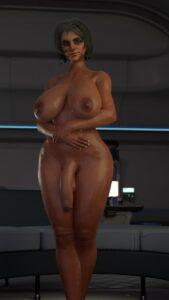 overwatch-porn-hentai-–-dark-skin,-nude,-big-penis,-flaccid