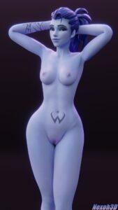 overwatch-hentai-xxx-–-looking-at-viewer,-widowmaker,-exposed-nipples
