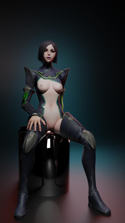 agent-viper-–-sabine-(udonnoodle3d)