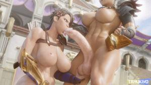 mave-sex-art,-sica-sex-art-–-nipples,-armor,-fellatio,-nude
