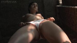 ellie-hentai-xxx-–-tied-hair,-cameltoe,-breasts,-muscular-female,-clitoris