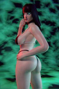 charlotte-game-porn-–-hand-on-hip,-solo,-saitoshinnsfw,-female,-straight