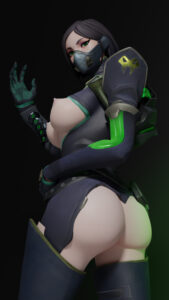 viper-game-porn-–-big-ass,-looking-back,-black-hair,-female-only