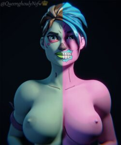 fortnite-game-porn-–-looking-at-viewer,-breasts