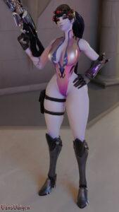 overwatch-game-porn-–-thigh-strap,-assassin,-goggles,-gun,-sniper,-purple-skin